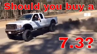 Download Buying a 7.3 Powerstroke? (The Sad Truth of the 7.3 Powerstroke) Video