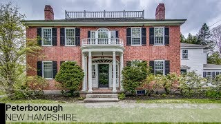 Download Video of 59 Pine Street   Peterborough New Hampshire real estate & homes by Steve McDonough Video
