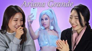 Download KOREAN GIRLS REACT TO ARIANA GRANDE - FOCUS Video