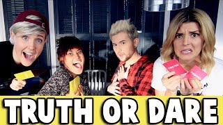 Download TRUTH or DARE w/ Grace, Mamrie & Hannah Video