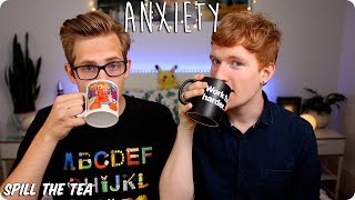 Download Anxiety | Spill The Tea | Evan Edinger & Luke Cutforth Video