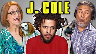 Download ELDERS REACT TO J. COLE (ATM, Work Out, Apparently) Video