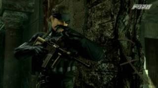 Download Metal Gear Solid 4 Secret scene-cutscene Video