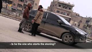 Download Inside Raqqa: Women's secret films from within closed city of terrorist sect ISIS Video