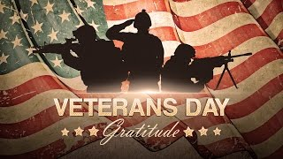 Download VETERANS DAY GRATITUDE Video