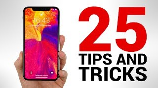 Download iPhone X - 25 TIPS & TRICKS You NEED to KNOW! Video