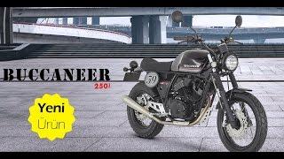 Download Mondial BUCCANEER 250i incelemesi Video