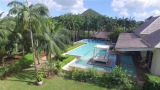 Download Quiet Gardens Country Home in Chamarel, Mauritius Video