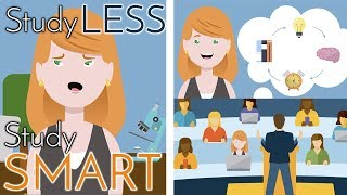 Download Study LESS, Study SMART – What I Wish I Knew in College Video