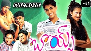 Download Boys Telugu Full Length Movie || Siddharth, Genelia DSouza, S. Thaman || Latest Telugu Movies Video