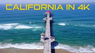 Download CALIFORNIA BY DRONE IN 4K | PHANTOM 4 Video