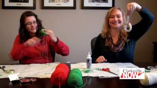 Download DIY Christmas wreath ornaments Video