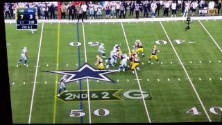 Download Davante Adams #17 hold no flag 32yd catch Video