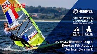 Download LIVE Sailing | Hempel Sailing World Championships | Qualification Day 4 Video