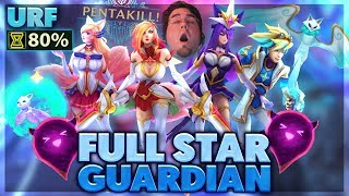 Download NEW SKIN PENTAKILL | EACH SKIN HAS THEIR OWN PET | 80% CDR STAR GUARDIAN URF - BunnyFuFuu Video