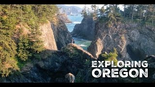 Download Exploring Oregon 1.0 | Scenic Oregon Drone Video Video