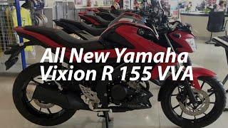 Download All New Yamaha Vixion R 155 VVA Matte Red Black - Sobatmotor Video