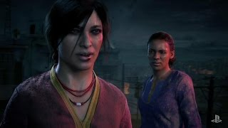 Download Uncharted: The Last Legacy Elena DLC Gameplay From PlayStation Experience, Video