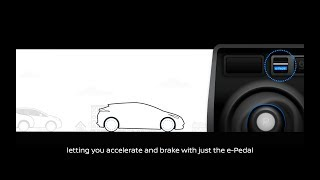 Download New Nissan LEAF with e-Pedal premieres September 6 Video