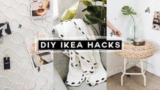 Download DIY IKEA HACKS - Super Affordable, Minimal + EASY! (2018) // Lone Fox Video