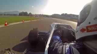 Download Formula Student Team Delft - Autocross at FSA 2015 Video