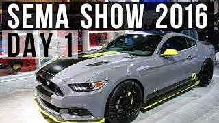 Download SEMA 2016 Show Coverage - Day 1 Video