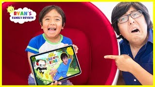 Download What's on my iPad with Ryan!! ! Tag with Ryan, Roblox, Snake.io and more Kids Games!!! Video