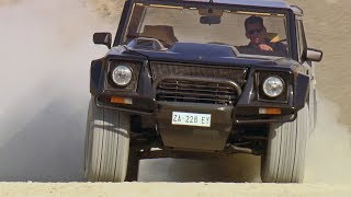 Download Lamborghini LM 002 – The World's First Luxury SUV Video