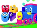 Download ″Shapes Songs″ Kids Compilation | Shapes Train | Toy Shapes, Learn Counting & Colors by Busy Beavers Video