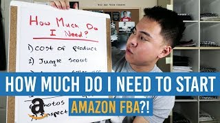 Download How Much MONEY Do You NEED To Start AMAZON FBA?! Video