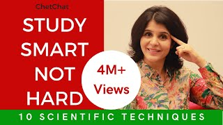 Download How to Study Smart Not Hard   10 Scientifically Proven Study Techniques   ChetChat Video