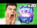 Download $1000 LEGENDARY CHEST OPENINGS! (Clash Royale) Video
