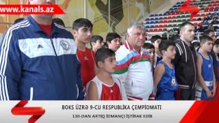 Download BOKS UZRE 9 CU RESPUBLIKA CEMPIONATININ FINAL MERHELESI KECIRILIB Video
