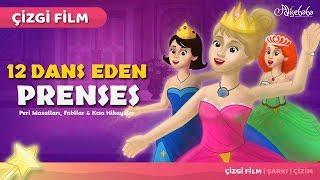 Download Adisebaba Çizgi Film Masallar - 12 Dans Eden Prenses Video