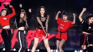 Download 180512 드림콘서트 레드벨벳 Red Velvet 조이 Joy - Bad Boy 배드보이 Video