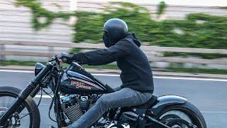 Download Harley-Davidson Custom FXSB Breakout Slow Shooting Video