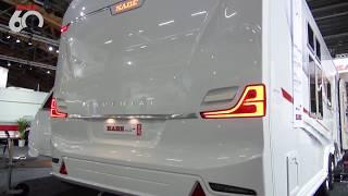Download Den nye Kabe Imperial 740 TDL FK | 2018 campingvogn Video