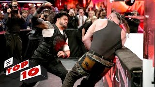 Download Top 10 Raw moments: WWE Top 10, May 8, 2017 Video
