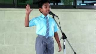 Download stop child slave labor ( Speech on Child Labour ) 7 years old boy Video