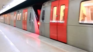 Download Ankara Metrosu M2 Hattı 6 Vagonlu Seferler Video