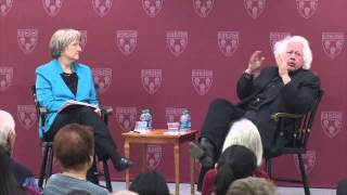 Download A conversation between Drew Faust and Leon Wieseltier Video