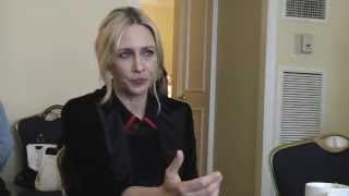 Download Vera Farmiga & Lorraine Warren strange things around The Conjuring. Video