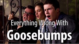 Download Everything Wrong With Goosebumps In 15 Minutes Or Less Video