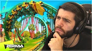 Download Can You GUESS What THEME PARK This Is? (GeoGuessr) Video
