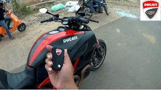 Download MY HIGH SCHOOL CRUSH,THE DUCATI DIAVEL CARBON!!! Video