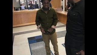 Download Kodak Black Has bailed out of Jail on $100K Bail. Also Details to his Rape Charges Revealed. Video