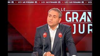 Download Le Grand Jury de Xavier Bertrand Video