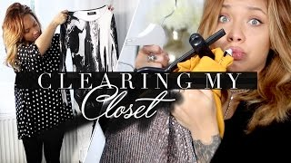 Download HOW I CLEAR OUT MY CLOSET | Samantha Maria | ad Video