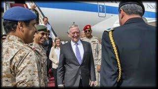 Download BOOM! JAMES MATTIS JUST DROPPED A BOMBSHELL ABOUT THE REAL REASON HE'S TRAVELING TO THE MIDEAST Video
