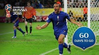 Download 60 DAYS TO GO! Gli Azzurri's super sixty Video